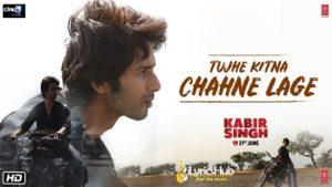 Tujhe Kitna Chahne Lage -lyrics