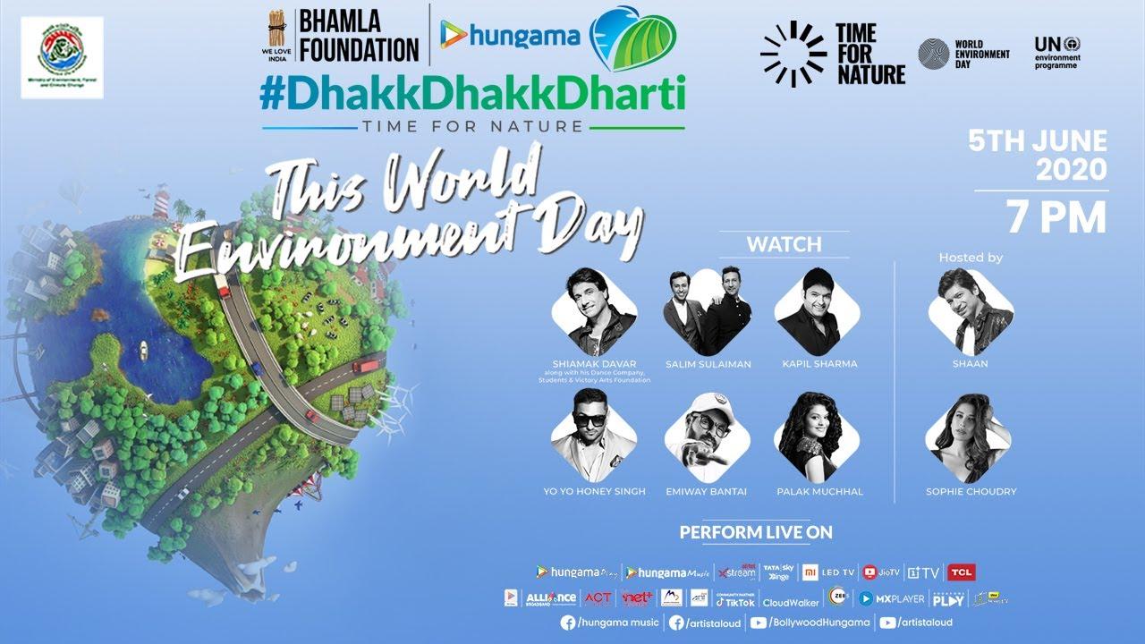Dhakk Dhakk Dharti Lyrics-Dhakk Dhakk Dharti Lyrics