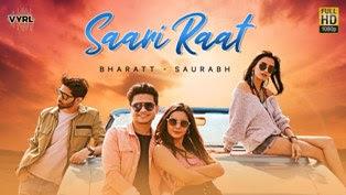 Saari Raat Lyrics